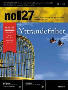 noll27 nr 1 – yttrandefrihet