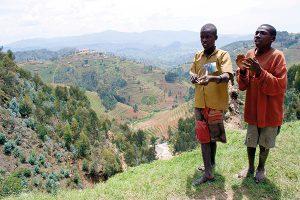Sidas forskningsstödprogram Research Training Partnership Programme organiserar forskningssamarbeten med lärosäten i en rad olika utvecklingsländer. Bibliotekshögskolan i Borås är tillsammans med biblioteket vid Blekinge Tekniska Högskola involverat i programmet för Rwanda. FOTO: Joakim Rådström