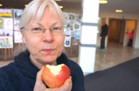Dags att sätta tänderna i Äppelhyllan igen