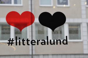 Läsfrämjeri och aktualiteter i Lund