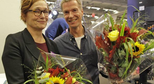 Johan Anderblad är ny läsambassadör