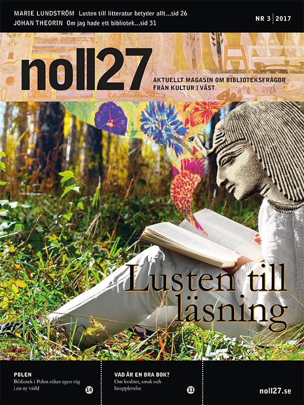 noll27 nr3 – Lusten till läsning