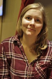 Alternativ lärmiljö Jenni Räsänen tror att det finns ett intresse från biblioteken att möta det som ligger i tiden och att erbjuda utbildning till de som inte har möjligheter i skolan eller hemma.