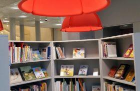 Library moments i Mölndal