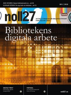 noll27 nr 1 – Bibliotekens digitala arbete