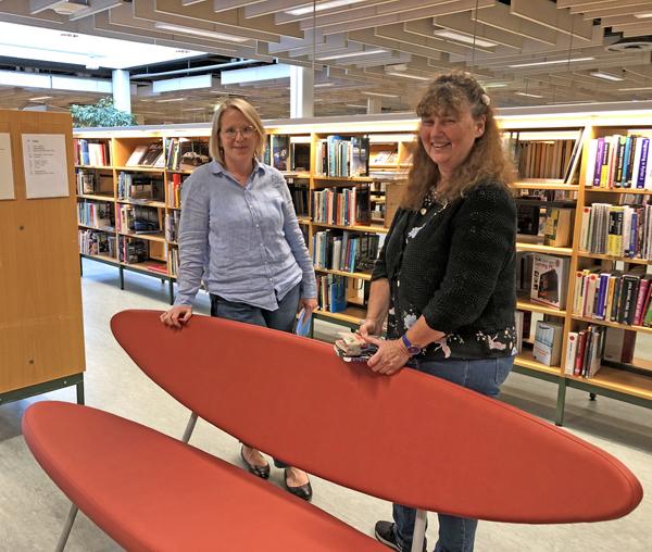 Modellbibliotek – ett hållbart utvecklingsprojekt