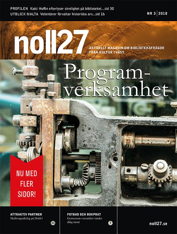 noll27 nr 3 – Programverksamhet