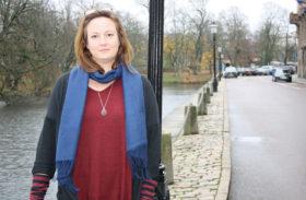 Profilen – Språkläraren  som blev  författare