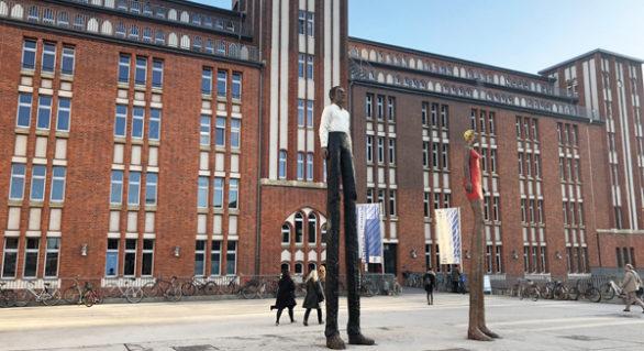 Utblick -Hamburg