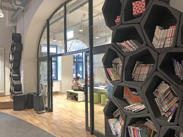 Utblick – Jugendbibliothek Hoeb4U