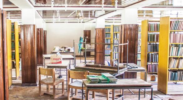 UTBLICK – Bibliotekarier tack vare svenskt stöd i Tanzania