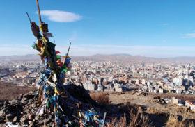 UTBLICK: Mongoliet mellan gamla traditioner och dataåldern