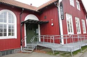 Enkät – Biblioteket mitt i byn