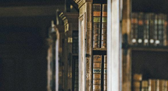 Biblioteket då och nu