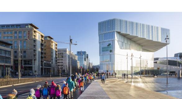 Ny mötesplats i Oslo