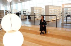 Biblioteket i Falkenberg växlar upp