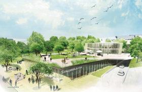 Framtidens bibliotek i Helsingborg