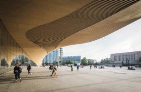 ODE – Helsingfors nya vardagsrum