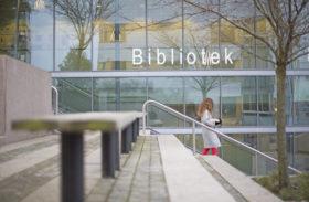 Bibliotek med olika förutsättningar