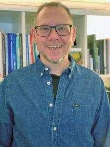 Bild på Jonas Modin