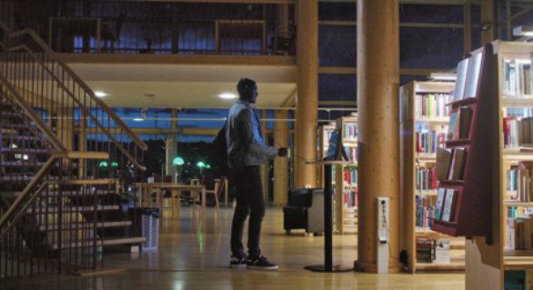 Bibliotekarie on demand